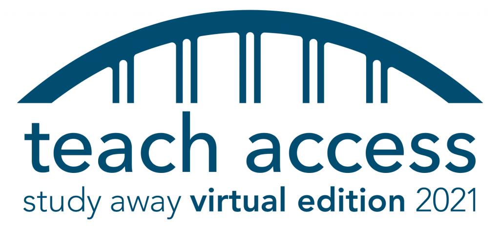 study away virtual edition 2021 logo